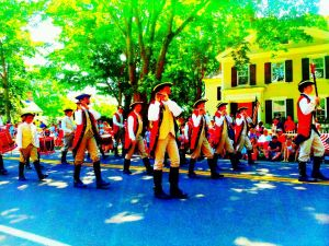 Nicest. Time Sunboy fife and drum July 4 independence day art photo