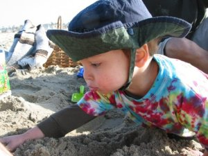 Sunboy 2 years old - sandiego